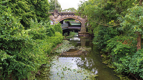 Brücke in Osnabrück